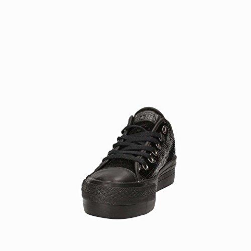 Sneaker Noir Converse 41 Femme 558984c qBxHww85pY