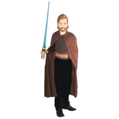 Obi Wan Kenobi Costume Pattern (Obi-Wan Kenobi Costume - One Size)
