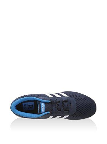 Adidas - Lite Racer - F98927 - Farbe: Dunkelblau-Weiß - Größe: 44.0