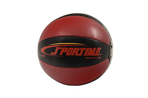Sportime Strength Medicine Balls - Red/Black 2 kg (4.4 lbs.)