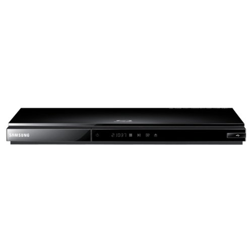 Samsung BD-D5700 3D Blu-ray Disc Player (Black) [2011 MODEL] by Samsung