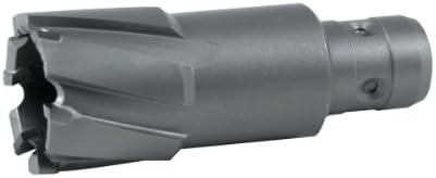 Ruko 1081120 Kernbohrer mit Hartmetallschneiden und Quick IN-Schaft, CBN geschliffen, Schnitttiefe 50,0 mm, 20,0 mm