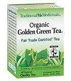 Traditional Medicinals Tea Grn Lemongrass