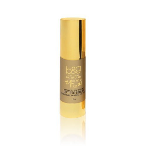 Visible Eye Lift (Da Ryo Mi Power Lift Eye Serum Reduces Puffiness & Wrinkles Anti Aging Cream Visible Results in Minutes Lasts for 6 Hours 15ml (0.5 oz))