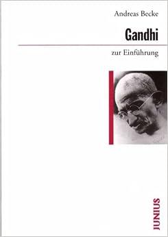 Gandhi zur Einführung.