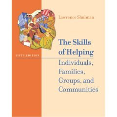 The Skills of Helping Individuals, Families, Groups, and Communities- Text Only
