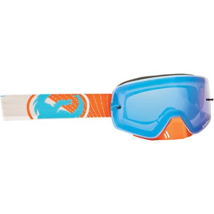 dragon-nfx-masque-de-cyclisme-bleu-acier-transparent-taille-s