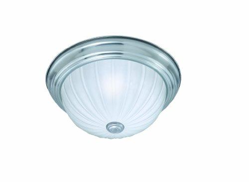 Thomas Lighting SL868378 Ceiling Essentials Ceiling Light, Brushed Nickel (Antique Thomas Brushed)