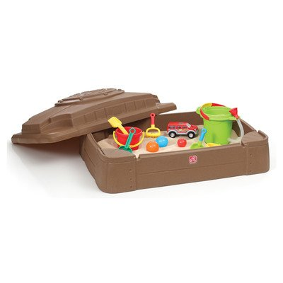 Play and Store Sandbox With Cover | Popular Toys