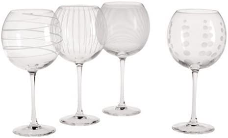 Mikasa Cheers Balloon Goblet Wine Glass