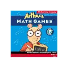 Arthur Math Games (Jewel Case)