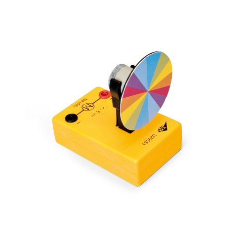 3B Scientific U29555 Disco a Colori di Newton, con Motore