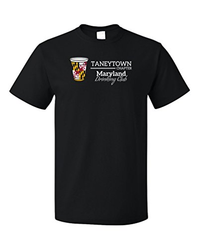 Maryland Drinking Club, Taneytown Chapter | Funny MD T-shirt