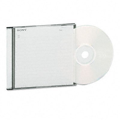 Sony® CD-R Recordable Disc