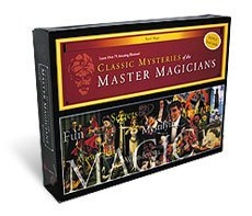Classic Mysteries Master Magicians Set from Royal Magic