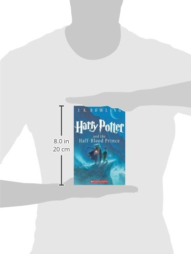 reviews for harry potter and the half blood prince book