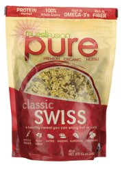 MuesliFusion Pure Classic Swiss Muesli12 oz (Pack of 6)