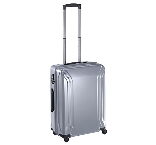 zero-halliburton-air-ii-22-inch-carry-on-4-wheel-spinner-travel-case-gray-one-size