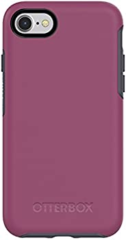 """OtterBox SYMMETRY SERIES Case for iPhone 6/6s (4.7"""" Version) - Retail Packaging - PREVAIL (CORAL/GUNMETAL"""