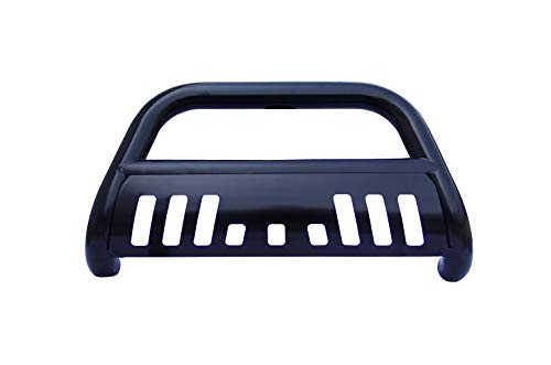 Monroe Truck and Auto Accessories Boss Plow Snow Plow Bull Bar – Plow Buddie – Black (Black)