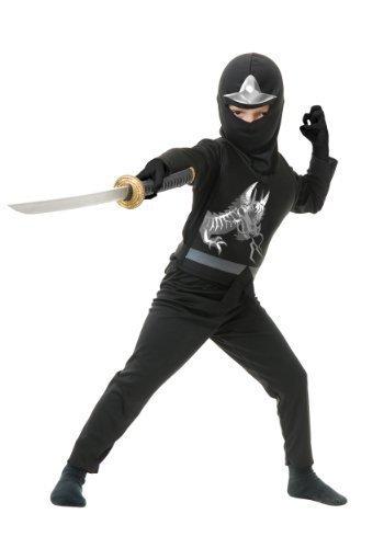 [Ninja Avenger II Costume - Small] (Ninja Avengers Series Ii Green Child Costumes)