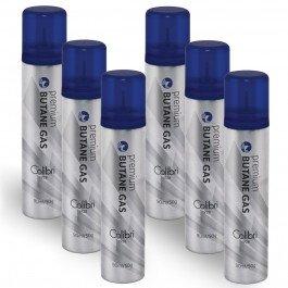Colibri Premium Butane Fuel Refill for Lighter 6 - Fuel Butane Colibri