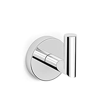 Nameeks NNBL0027 Luxury Hotel Polished Bathroom Hook, Chrome