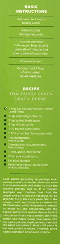 Ancient Harvest Pasta Penne Green Lentil 8 ounce - Pack of 6 by Ancient Harvest Quinoa (Image #5)