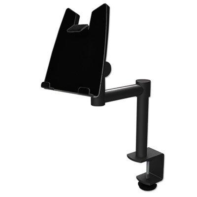Tablet Desk Top Kiosk Stand, Black, Sold as 2 Each