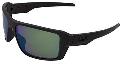 eae92a11daf Oakley SI Double Edge Color  Matte Black (frame) - Prizm Maritime Polarized  (
