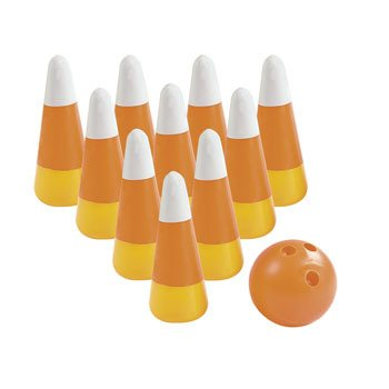 Fall Bowling Set - Fall & Novelty Toys & Games ()