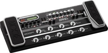 Zoom G9.2Tt Guitar Console With 2 Tubes - G92TT