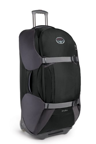 Osprey Shuttle 32-Inch110 L  Wheeled Luggage Charcoal Gray