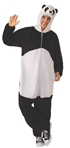 Rubie's Unisex-Adult's Opus Collection Comfy Wear Panda