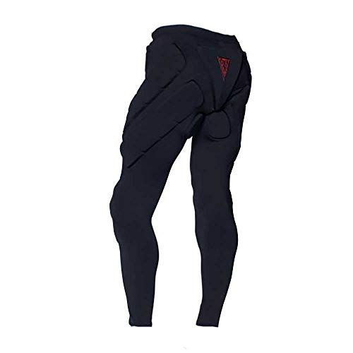 (Crash Pads 2200 Thermal Long Underwear | Padded Pant)