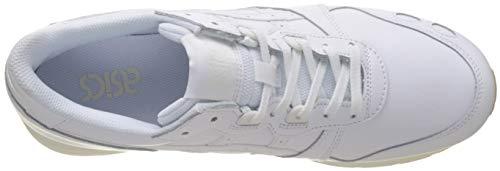 Mujer Gel 100 Blanco Asics white lyte Zapatillas white Para w47xpaq