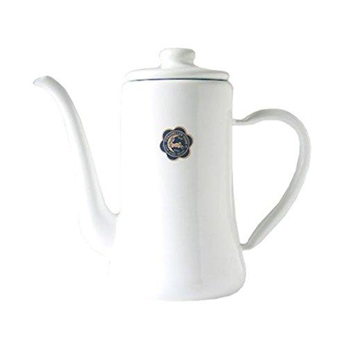 Tsukiusagishirushi Slim Pot 1.2l White