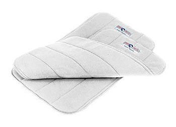 Horze No Bow Leg Wraps with Soft Fleece Outer Surface Set of Two 15