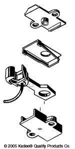 """HO Coupler, 9/32"""" Truck Mount (2pr), used for sale  Delivered anywhere in USA"""