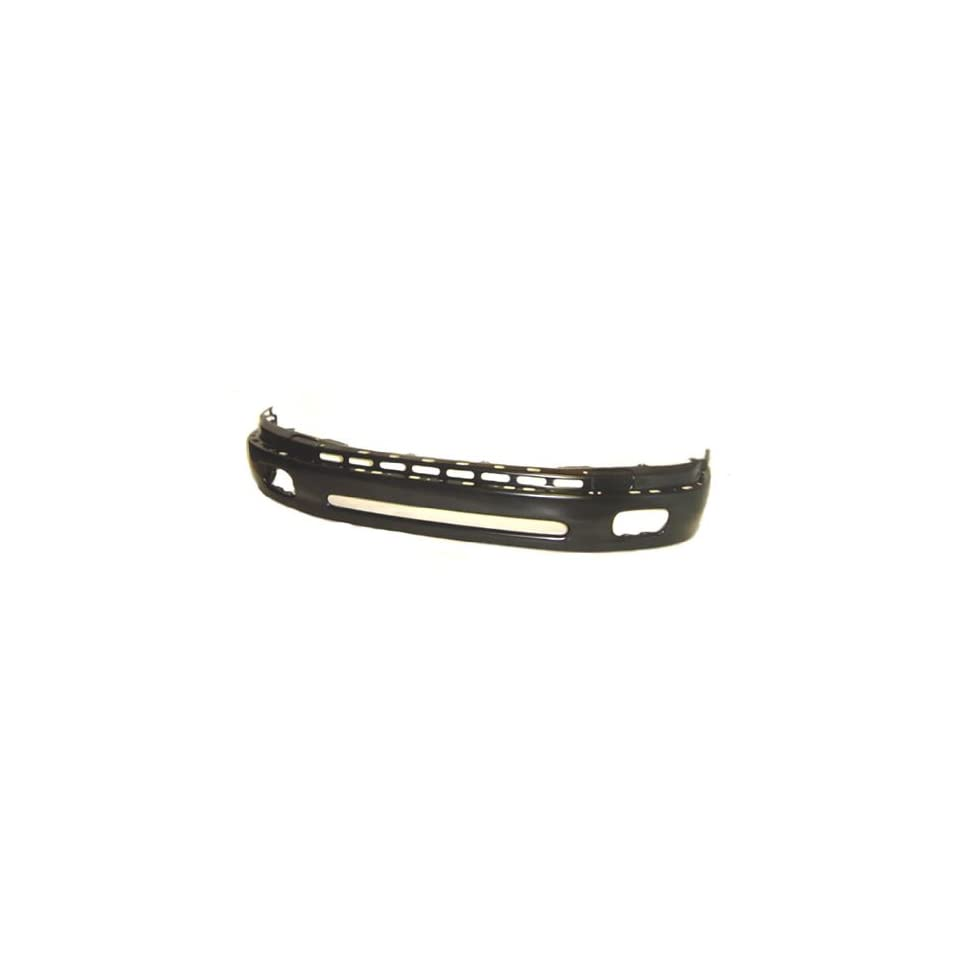 OE Replacement Toyota Tundra Pickup Front Bumper Face Bar (Partslink Number TO1002171) Automotive