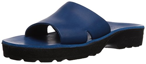 Blue Fußbett Sandals Sandal Womens Slide Molded Jerusalem Bashan Rz0wq