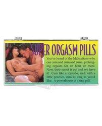Pilules de Super Orgasm