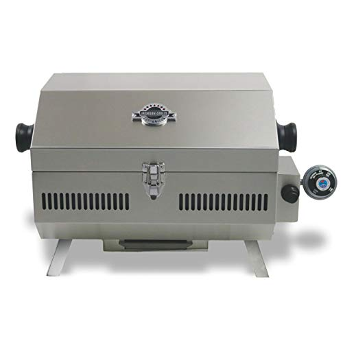 Jackson Grills Portable Propane Grill Barbecue BBQ Gas TailgateTabletop JPG50 Best Selling