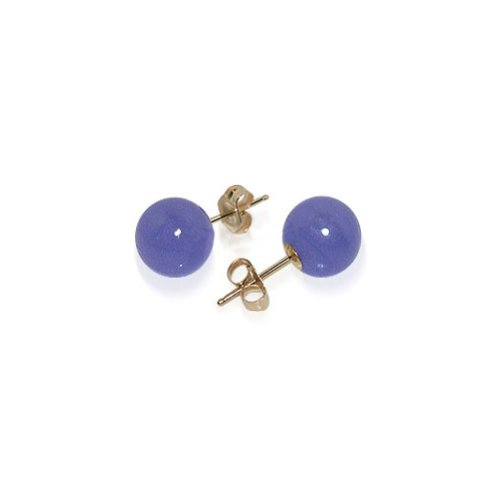 gem avenue earrings gold - 5