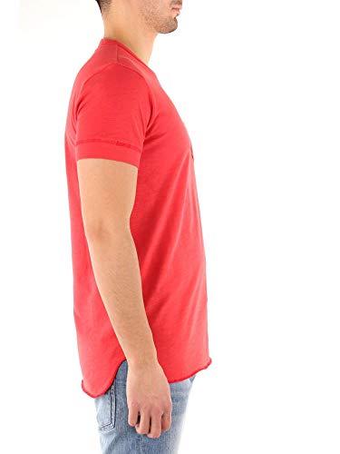 By Wytee0421 Rosso rich T Uomo Woolrich shirt Penn HpxFnwOqC