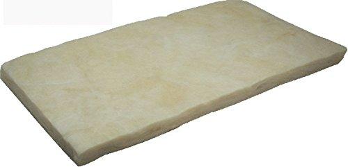 RMS Foglio lana di roccia 600 x 300 x 30 Per marmitta scooter Rock wool sheet for scooter muffler 600 x 300 x 30