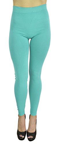 belle-donne-womens-stretchy-fit-solid-color-seamless-legging-mint