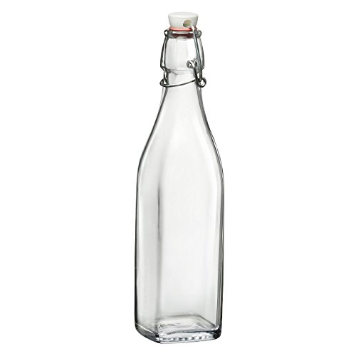 Bormioli Rocco Swing Glass Bottle