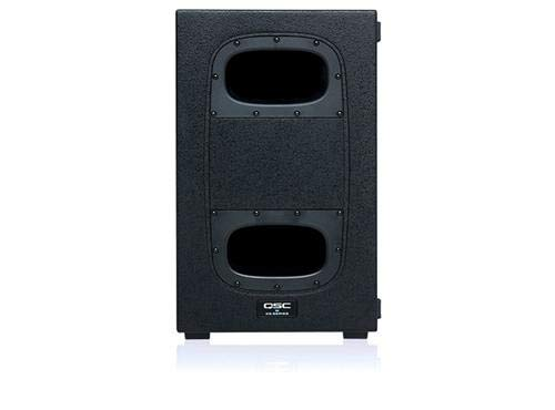 QSC KS112 2000W Ultra Compact Powered Subwoofer, used for sale  Delivered anywhere in USA