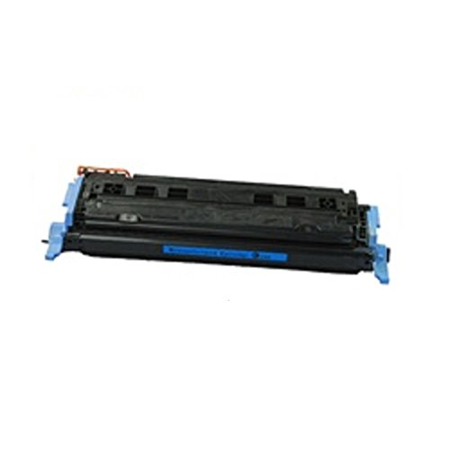 (WORLDS OF CARTRIDGES Remanufactured Toner Cartridge Replacement for HP Q6001A (124A) (Cyan) for Use in Color Laserjet 1600 / 2600/2605 / CM1015 / CM1017)